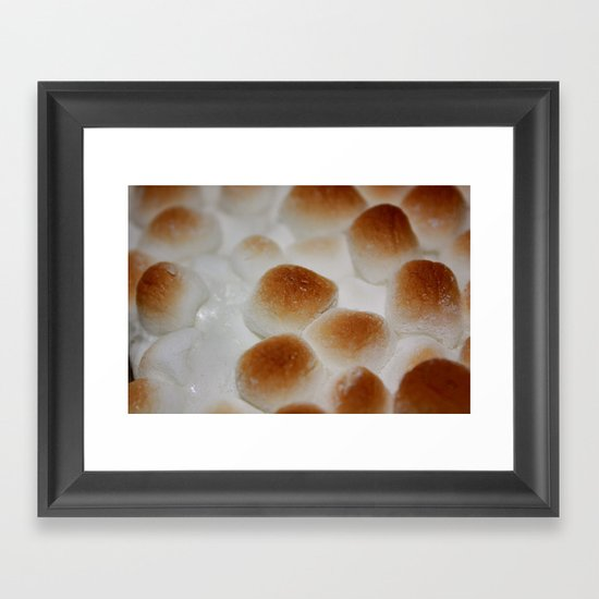 Thanksgiving Tradition Framed Art Print