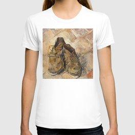 Vincent van Gogh - Shoes T-shirt