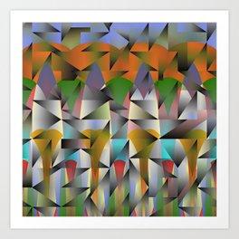 Caprice, 2250g Art Print