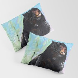Animal - Courage of a Bear - by LiliFlore Pillow Sham