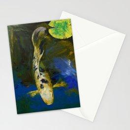 Bekko Butterfly Koi Stationery Cards