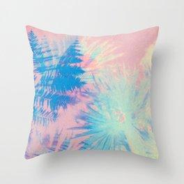 palm desert resort Throw Pillow