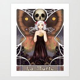 La Morte Art Print