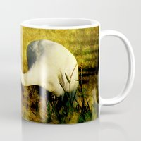 fishing Mugs featuring Fishing by JMcCool