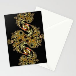 Golden Star Stationery Cards