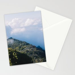 Head Above the Clouds - Kauai, Hawaii Stationery Cards