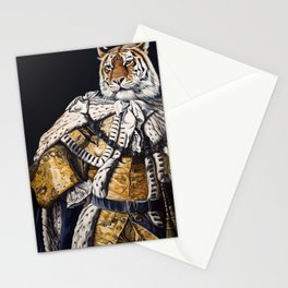 Chinese Zodiac - The Tiger Stationery Cards