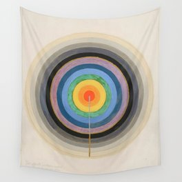 """Hilma af Klint """"Series VIII. Picture of the Starting Point (1920)"""" Wall Tapestry"""