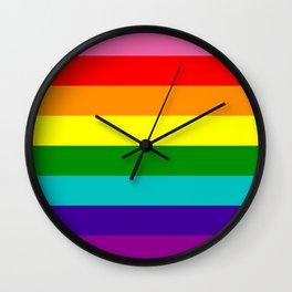 full gay Wall Clock