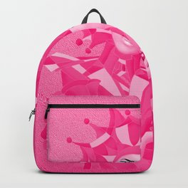 Shared Secrets in Pink Backpack