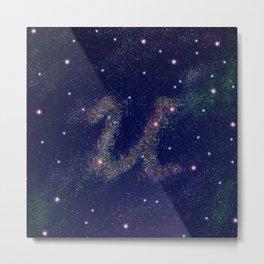 Universe U Metal Print