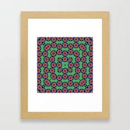 Beads on algae, 2280f Framed Art Print