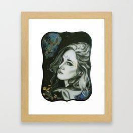 Tiff Framed Art Print