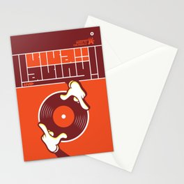 UNDO | Music to the people 13 Stationery Cards