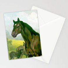 Sound Reason (CAN) - Thoroughbred Stallion Stationery Cards