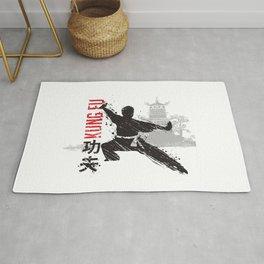 Kung Fu Rug