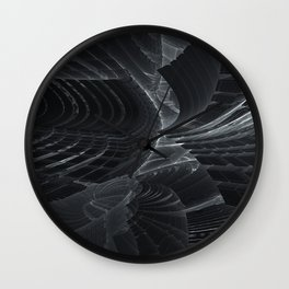 DarkScape #82 Wall Clock