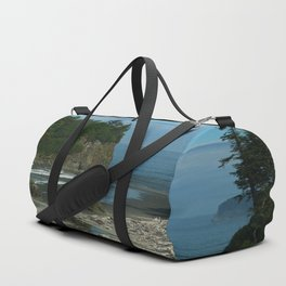 Morning At The Seaside Duffle Bag
