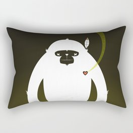PERFECT SCENT - BIGFOOT 雪人 . EP001 Rectangular Pillow