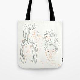 Joyside Tote Bag