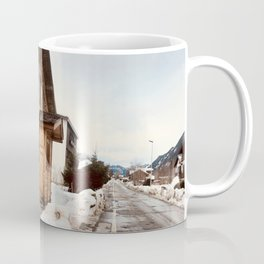 At home \\ Chamonix France Coffee Mug