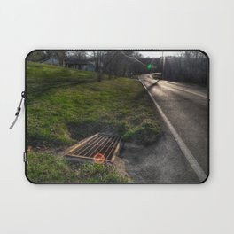 Down the road Laptop Sleeve