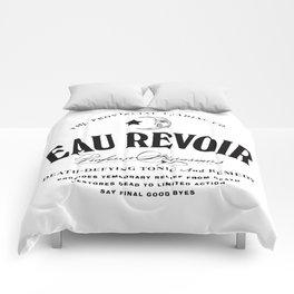 Eau Revoir Comforters