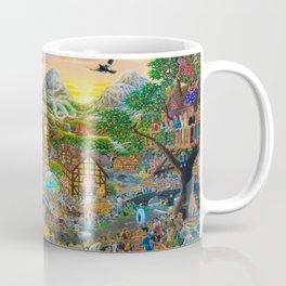 Magical Mystery Tour Color Edit Coffee Mug