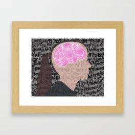Seizure Framed Art Print