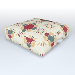 Póvoa Tile Outdoor Floor Cushion