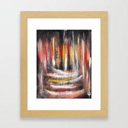 Cosmic space 289 Framed Art Print