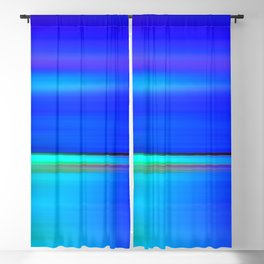 Night light abstract Blackout Curtain