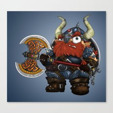 dwarf Canvas Print
