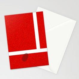 """""""IN"""" – Hawk-Eye – Sand Stationery Cards"""