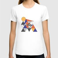 egypt T-shirts featuring Egypt by Randy Mandy