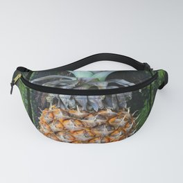 Weathered Pineapple Fanny Pack
