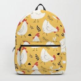 Lovely Little Hens Backpack