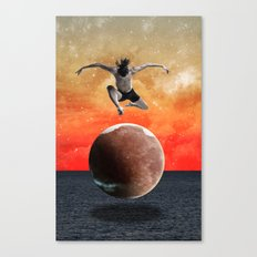 Modern Vintage Collection -- Infinity Canvas Print
