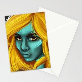 Mergirl Stationery Cards