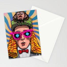 Magic Glasses Stationery Cards