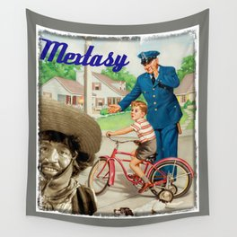 LOOK OUT, SWEET CHILD OR ALFONSO BEDOYA IN THE BURBS... Wall Tapestry