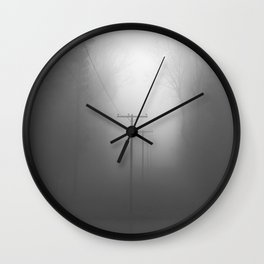 Country Power Wall Clock