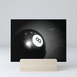Eight Ball Mini Art Print