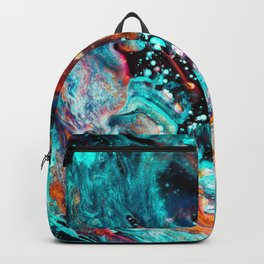 Paint Swirl Euphoria Backpack