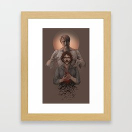 Hannibal - Halloween Framed Art Print