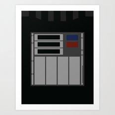 Star Wars - Darth Vader Art Print