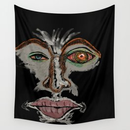 Lefty Wall Tapestry