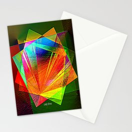 """"""" The extreme purity can contemplate the pure and the impure """"  Stationery Cards"""