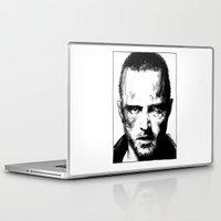 jesse pinkman Laptop & iPad Skins featuring Breaking Bad - Jesse Pinkman by Aaron Campbell