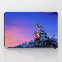 wall e iPad Cases featuring WALL-E (Painting Style) by ElvisTR